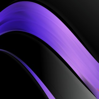 Black Blue and Purple Background Template