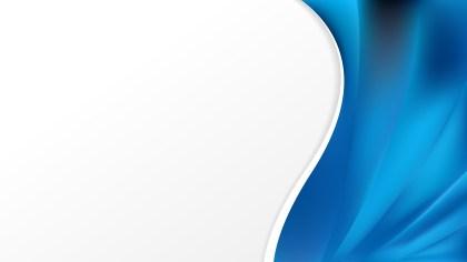 Blue Wave Business Background