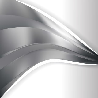 Bright Grey Wave Business Background