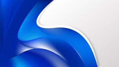 Cobalt Blue Business Background Template