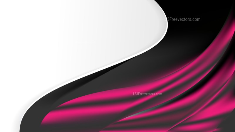 Cool Pink Background Template