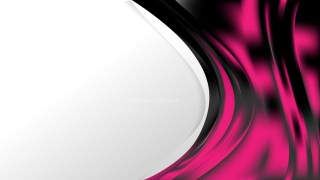 Cool Pink Business Brochure Template