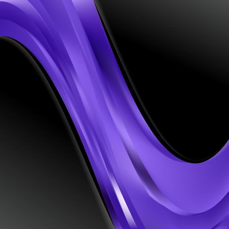 Cool Purple Business Brochure