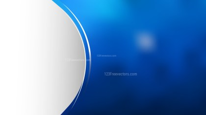 Abstract Dark Blue Wave Business Background