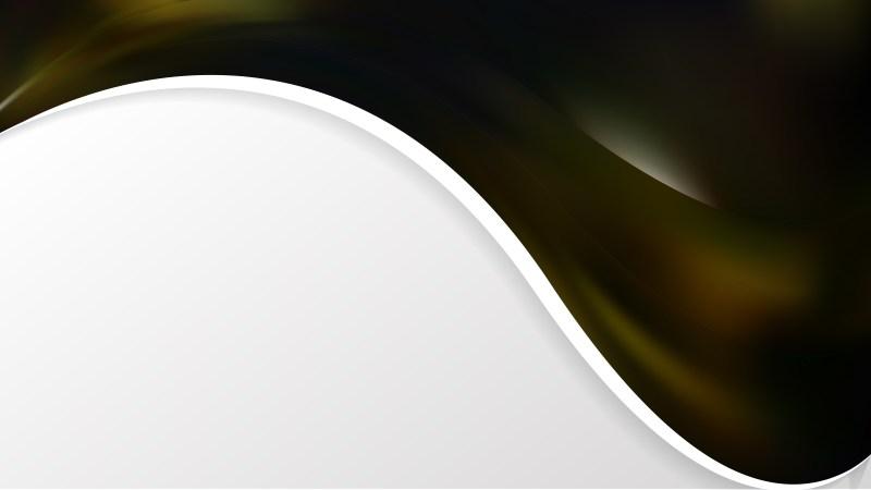 Dark Color Wave Business Background Image