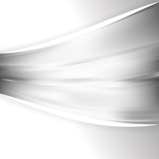 Abstract Grey and White Wave Business Background