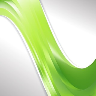 Light Green Business Background