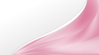 Light Pink Wave Business Background