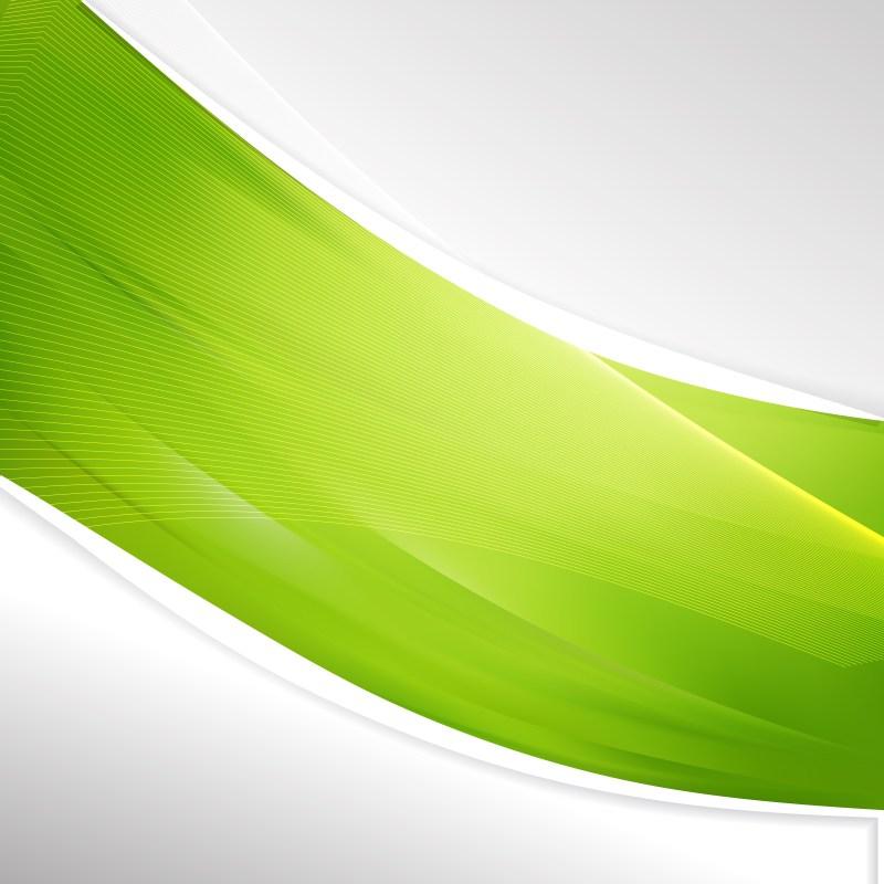 Lime Green Brochure Design