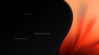 Orange and Black Business Brochure