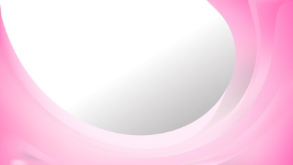 Abstract Pink Wave Business Background Vector Image