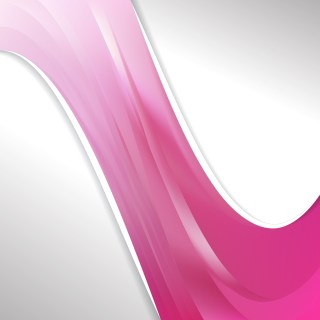Abstract Pink Wave Business Background