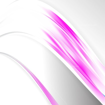 Pink and White Business Background Template