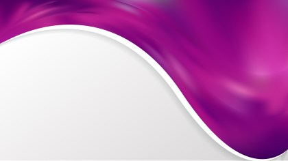 Abstract Purple Wave Business Background
