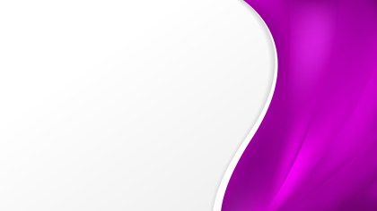 Abstract Purple Wave Business Background Illustration