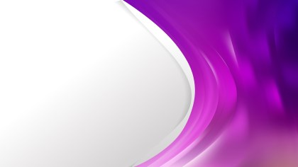 Purple Wave Business Background