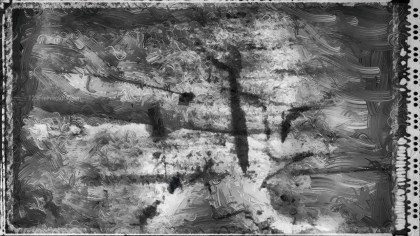 Dark Grey Glass Effect Paint Background