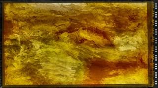 Dark Orange Glass Effect Painting Background Image
