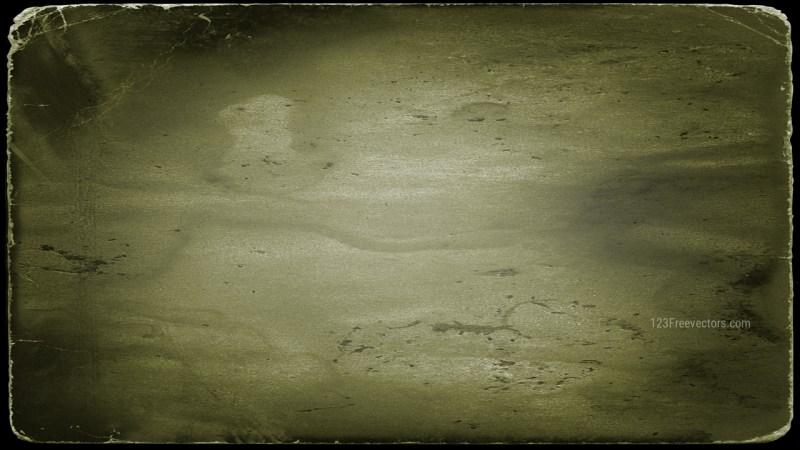 Dark Green Old Background Image