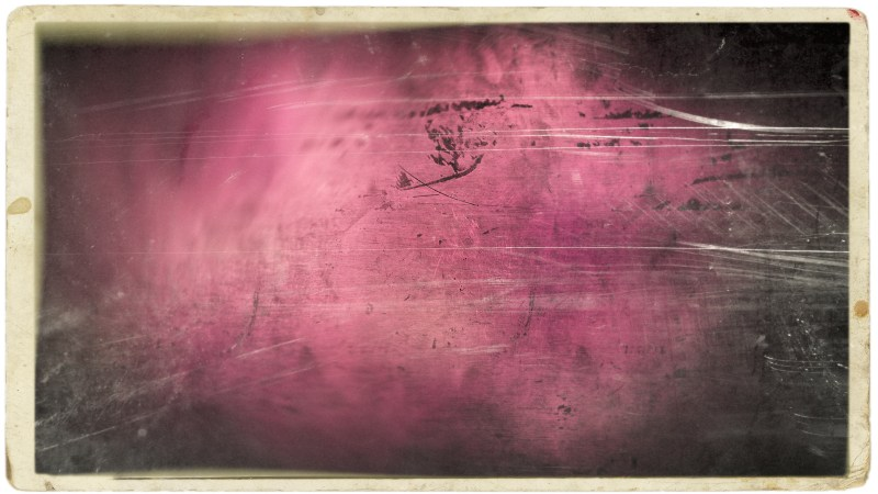 Pink and Black Old Vintage Texture Image