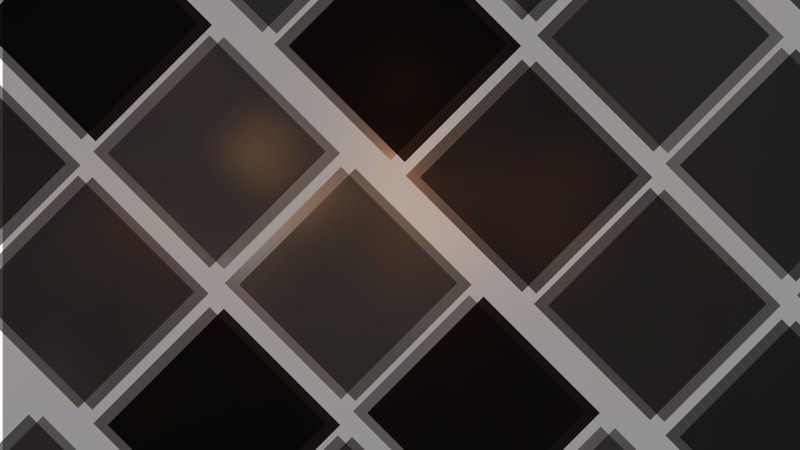 Black and Brown Square Lines Background