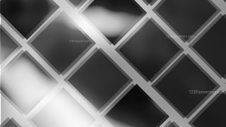 Abstract Black and Grey Square Lines Background Vector Image