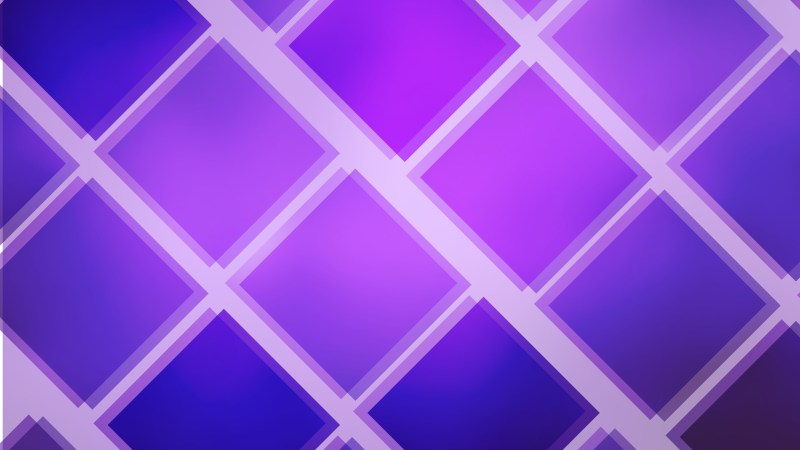 Blue and Purple Square Lines Background Vector Art