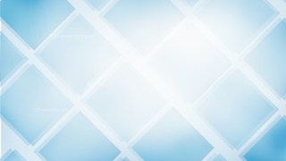 Abstract Blue and White Square Lines Background