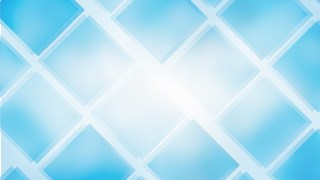 Abstract Blue and White Square Background Vector Image