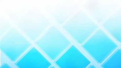 Blue and White Square Lines Background Vector Illustration
