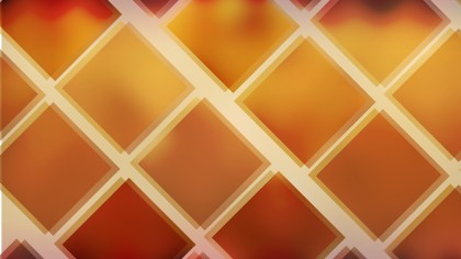 Dark Orange Square Lines Background