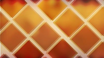 Dark Orange Square Lines Background