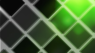 Green and Black Square Lines Background Image
