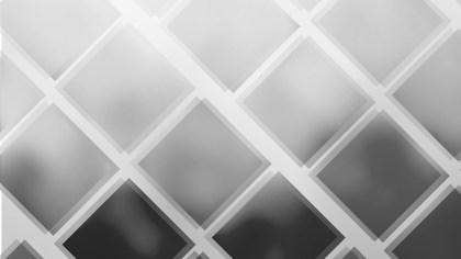 Grey Square Background Vector Illustration