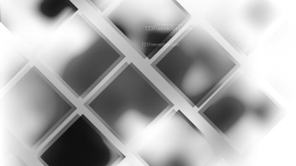 Abstract Grey and White Square Lines Background Design Template