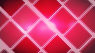 Abstract Hot Pink Square Background Design Template