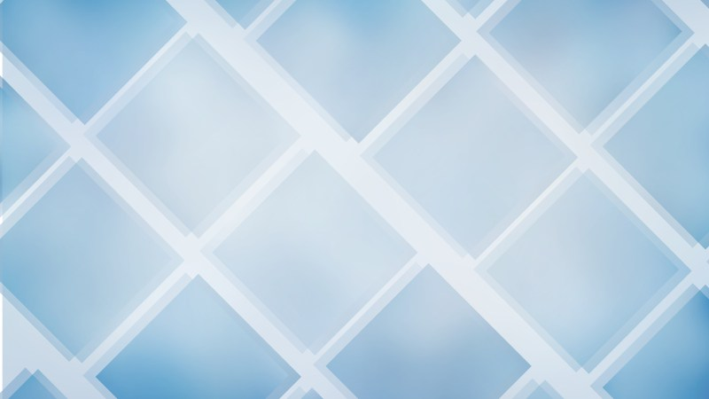 Abstract Light Blue Square Lines Background Design Template