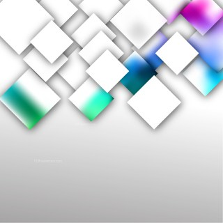 Light Color Abstract Modern Square Background