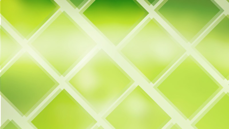 Light Green Square Lines Background Vector Art