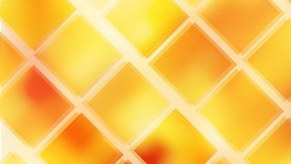 Orange Square Lines Background Vector Illustration