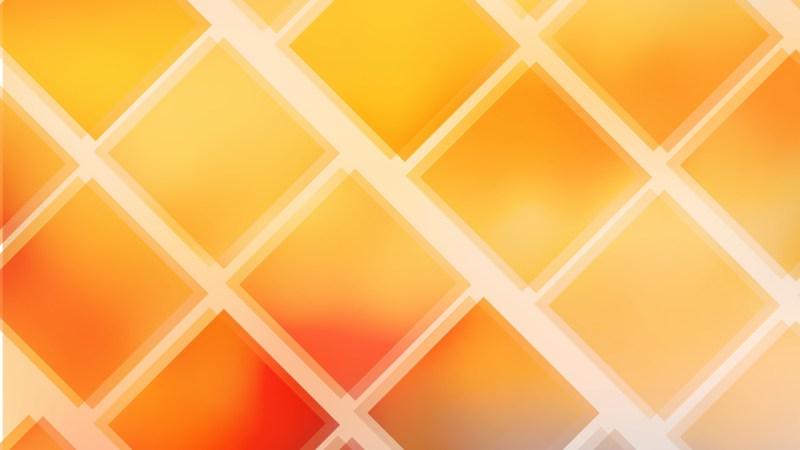 Orange Square Lines Background Image