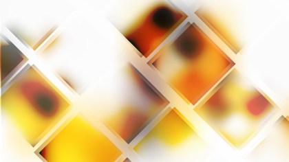 Abstract Orange and White Square Lines Background