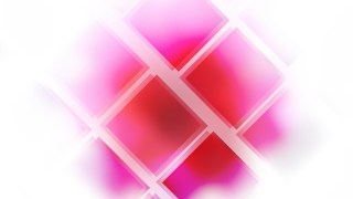 Abstract Pink and White Square Lines Background