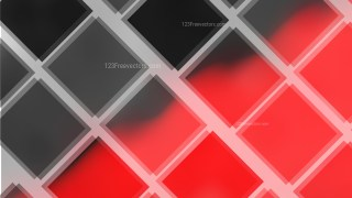 Abstract Red and Black Square Lines Background Design Template