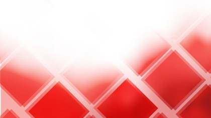 Red and White Square Lines Background Vector Illustration