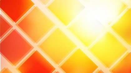Red White and Yellow Square Lines Background