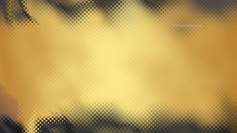 Black and Gold Background Design