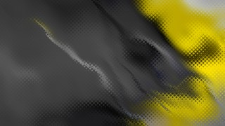 Abstract Black and Yellow Background