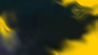Abstract Black and Yellow Background Image