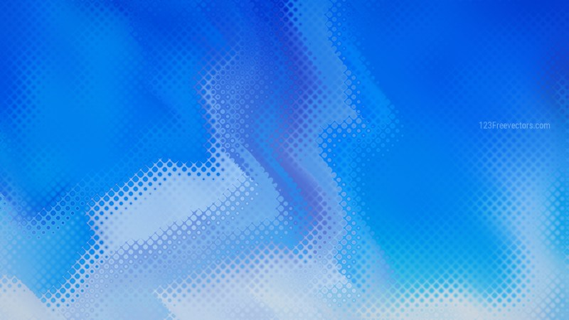 Abstract Blue Background Image